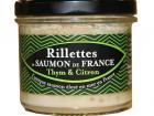 Saumon de France - Rillettes De Saumon De France Thym & Citron