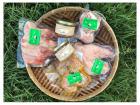 Ferme du Bois de Boulle - Colis de viande de lapin pour 2 personnes