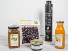La Ferme de l'Ayguemarse - Coffret Découverte Ayguemarse : olive, abricot, cerise