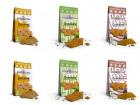 Crackers Résurrection - Lot de 6 sachets de crackers (châtaigne, sarrasin et petit épeautre)