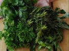 Maison Argentain - Petit Panier De Nos Herbes Aromatiques  5 Bottes