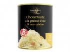 André Laurent - Choucroute À La Graisse D'oie Et Aux Raisins