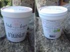 L'Etoile de la Bergère - Glace Bio Au Lait De Brebis Corse Fleur D'oranger 165 Ml Avec Petite Cuillère