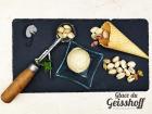 Glace du Geisshoff - Pistache de Bronte Crème Glacée Fermière au Lait de Chèvre 750 ml