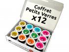 Maison du Pruneau - Coffret Petits Verres x12 - Pruneau d'Agen IGP Alcool Mix