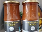 Poissonnerie Le Marlin - Bocal De Soupe Authentique