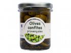 Les amandes et olives du Mont Bouquet - Olives confites à la provencale 165g