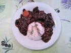 Les Délices du Scamandre - Panier repas + recette : Gardiane de Taureau de Camargue AOP Bio - 1,6kg