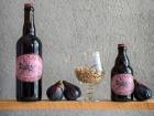 Ferme Brasserie la Bonne Fontaine - Bières Ambrées De Haute Provence À La Figue 33cl (x12)