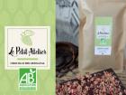 Le Petit Atelier - Tablette Chocolat Noir Et Muesli Croustillant