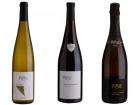 Domaine Rieflé-Landmann - Lot De 3 Bouteilles- Crémant D'alsace, Lieu-dit Strangenberg Pinot Noir 2017, L'arabesque 2017