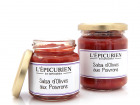 L'Epicurien - SALSA D'OLIVES AUX POIVRONS