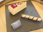 Constant Fromages & Sélections - Morbier Aop Badoz Au Lait Cru Excellence 100 Jours, Part De 1kg Environ