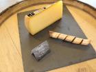 Constant Fromages & Sélections - Comté Aop Badoz Prestige 12 Mois, Part De 500g Environ