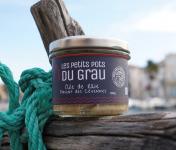 Côté Fish - Mon poisson direct pêcheurs - Petits Pots Du Grau Ailes De Raies Au Piment Des Cevennes 100g