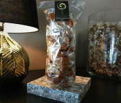 L'AMBR'1 Caramels et Gourmandises - Tendres Bouchées De Caramels Au Beurre Salé - Sachet De 300g