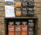 Les Graines de Louise - Coffret Préparation Culinaire Biologique