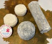 Le Petit Perche - Composition de Chèvres Classique : long du Perche, Mini Perche et Petit Perche Cendré