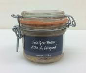 A la Truffe du Périgord - Foie Gras Entier D'oie Du Périgord 190g