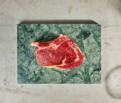 BEAUGRAIN, les viandes bien élevées - Bœuf Aubrac bio - Côte de Bœuf