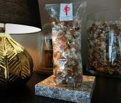L'AMBR'1 Caramels et Gourmandises - Caramel Dégustation (mélange De 10 Parfums) - Sachet De 300g