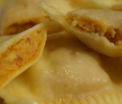 Lioravi, l'authentique pâte fraîche ! - Colis Raviolis Chorizo 4x250g