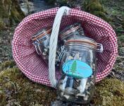 Champignons des Monts-Jura - Morilles Séchées du Terroir Jurassien - 50 g