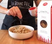 La bonne pâte de Beauce - Fusilli au blé complet