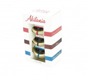 Akitania, Caviar d'Aquitaine - Coffret Les Crus Akitania 3x10g