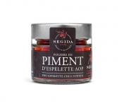 SEGIDA PIMENTE LA GASTRONOMIE - Piment d'espelette AOP en Poudre