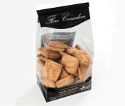 Des Lis Chocolat - Sablés Briards ''flore Cocardon'', Sachet De 250g