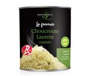 Choucroute André Laurent - La Fameuse Choucroute Laurent Cuisinée - Lot De 12 Boites De 400g