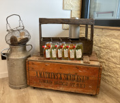 Maison Marechal - Marinade Maître D'hôtel Sachet De 150g - Tomate Basilic