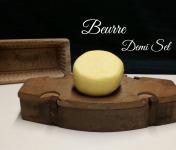 Tome de Rhuys - Beurre Cru Demi-sel