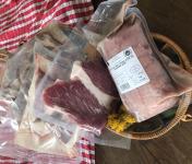 Marie et Nicolas REY - Domaine REY - [Précommande] Colis de Viande Fraîche de Porc Noir de Bigorre AOP 5,5 kg