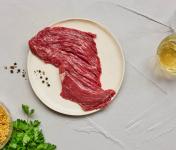 BEAUGRAIN, les viandes bien élevées - Bœuf Salers - Bavettes (200g x 5)