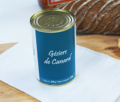 A la Truffe du Périgord - Gésiers De Canard