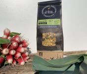 Ferme des Jardins - Granola Bio Salé Ecureuil : Noix, Graines Et Curcuma
