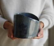 Atelier Eva Dejeanty - [Précommande] Bol ou Saladier en Céramique (grès) modèle Cellule Taille M
