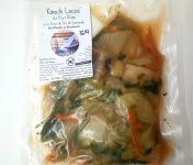 Ferme du Bois de Boulle - Kimchi du Pays Blanc à la Fleur de Sel de Guerande 250g