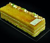 Philippe Segond MOF Pâtissier-Confiseur - Gâteau Au Yuzu Et Huile D'olive Des Baux De Provence (sans Gluten)