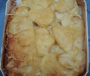 Le Jardin des Gallines - Gratin de pommes de terre 4/6 pers