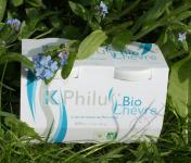 Laiterie du Climont - K-Philus - 12 Pots De K-philus Au Lait Entier De Chèvre