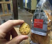 Moulins de Versailles - Biscuits Chorizo-noisettes - 100g