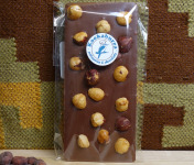 Pâtisserie Kookaburra - Tablette Chocolat Au Lait 42% & Noisettes