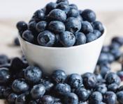 La Ferme des petits fruits - (surgele) Myrtilles Bio 1kg
