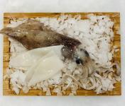 Pêcheries Les Brisants - Ulysse Marée - Blancs D'encornet (calamar) - 200g