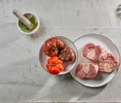 BEAUGRAIN, les viandes bien élevées - Osso Bucco de Veau Limousin (350g X 5)
