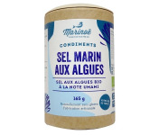 Marinoë - Sel marin aux algues
