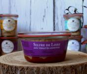 La Bourriche aux Appétits - Terrine de Silure de Loire Tomates Confites